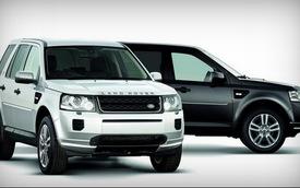 Land Rover Freelander 2 có thêm phiên bản đặc biệt