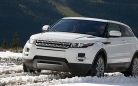 "Land Rover thu hồi hai ""con cưng"" Evoque và LR2"