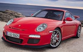 Porsche 911 GT3 dính án thu hồi