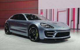 """Porsche Panamera Sport Turismo lần đầu """"xuống phố"""""""