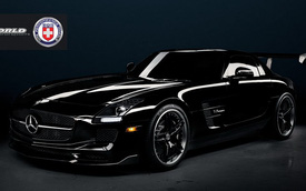 World Motorsports biến SLS AMG thành xế đua đường phố
