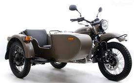 Ural T và Ural Patrol T – Thêm lựa chọn cho người yêu Sidecar