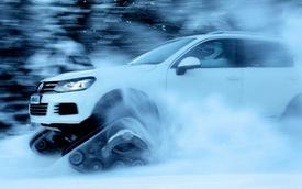 Volkswagen Snowareg – Con báo tuyết phương Bắc