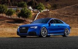 Audi RS5 thể thao hơn với bộ la-zăng HRE S101