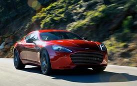 Aston Martin Rapide S: Mạnh mẽ hơn, thể thao hơn với