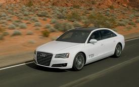 Audi công bố giá bán và thông số A8 L