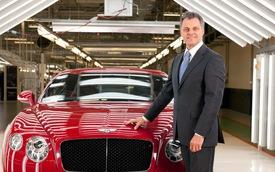 Bentley: Tăng doanh số nhưng vẫn kém 2008