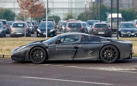 Siêu xe kế nhiệm Ferrari Enzo lại lộ diện