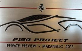 Chi tiết mới về siêu xe kế nhiềm huyền thoại Ferrari Enzo