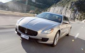 Maserati Quattroporte 2014 có giá 340.000 đô la