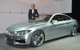 Ngắm BMW 4-Series Coupe Concept bằng xương bằng thịt