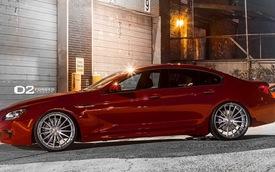 BMW 6-Series Gran Coupe nam tính và sang trọng