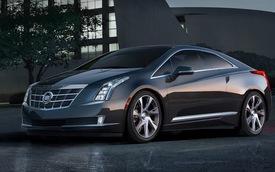 Cadillac ELR Coupe: Sẵn sàng để chinh phục