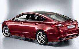 Ford Mondeo hoàn toàn mới sẽ đến Trung Quốc vào tháng 5