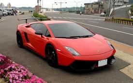"Gallardo LP 570-4 Super Trofeo Stradale ""đặt chân"" đến Đài Loan"