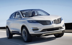 Lincoln MKC Concept, sẵn sàng cho Detroit Auto Show 2013