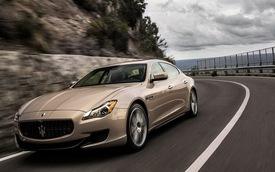 Maserati Quattroporte: Con át chủ bài 503 mã lực