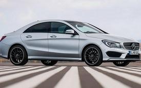 Mercedes-Benz CLA chính thức lộ diện