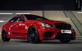 "Mercedes-Benz C-Class Coupe bản độ ""rực lửa"" của Prior Design"