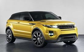 Range Rover Evoque có thêm phiên bản đặc biệt