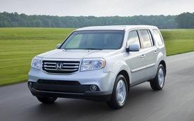 Honda thu hồi 748.000 xe do lỗi túi khí