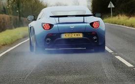 Sau vô-lăng Aston Martin V12 Zagato