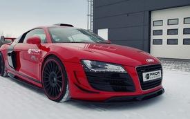 Ngắm xế độ Audi R8 GT650 của Prior Design