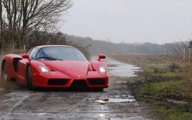 """Khi """"công tử"""" Ferrari Enzo về quê"""