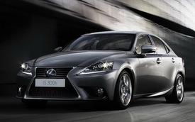 Lexus sẽ mang IS 300h Hybrid và LF-CC đến Geneva Motor Show 2013