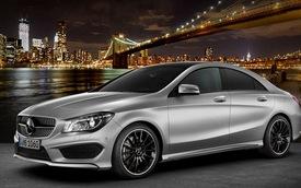 Mercedes-Benz CLA45 AMG sẽ ra mắt tại Triển lãm New York 2013