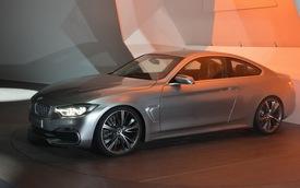 Lộ ngày sản xuất BMW 4-Series Coupe