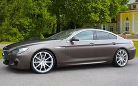 Hartge nâng cấp BMW 6-Series Gran Coupe