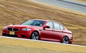 BMW M Division: Nói không với hệ thống truyền động bốn bánh