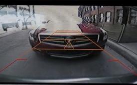 Cadillac phát triển hệ thống cảnh báo tránh va chạm
