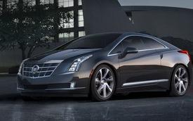 Cadillac khoe cabin ELR