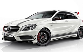 Mercedes-Benz trình làng A45 AMG Edition 1