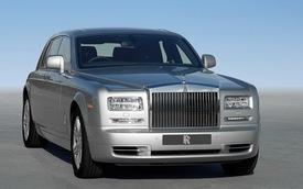 Thu hồi Rolls-Royce Phantom 2013 vì có thể cháy xe khi bơm xăng