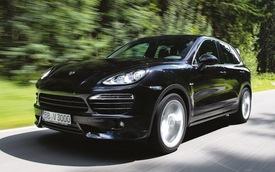 TechArt chính thức giới thiệu bản độ Porsche Cayenne S