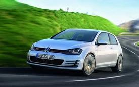 Volkswagen Golf GTI thế hệ mới chính thức được giới thiệu