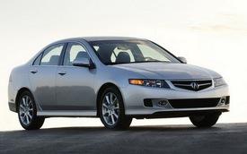 76.253 chiếc Acura TSX dính án thu hồi
