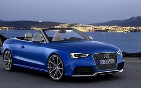 Công bố giá Audi RS5 Cabriolet tại Mỹ