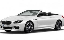 Chi tiết mới dòng xe BMW 6-Series