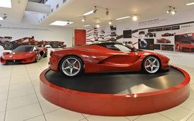 LaFerrari đã vào Bảo tàng Ferrari