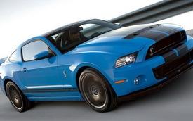 Công bố giá bán Ford Mustang Shelby GT500 2014