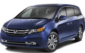 Honda Odyssey 2014: Tiện lợi hơn với máy hút bụi tích hợp