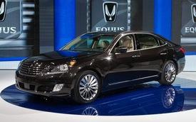 """Hyundai Equus 2014: Chống lại nhóm """"Quyền lực đen"""""""