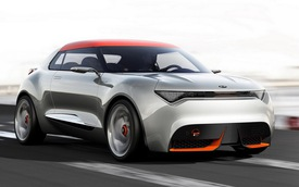 """Kia Provo chính thức gây """"sốt"""" tại Geneve Motor Show 2013"""
