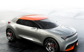 Kia Provo Concept lộ diện trước giờ G