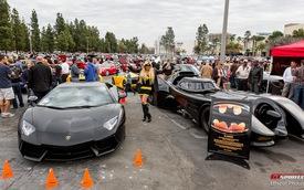 Đại hội Lamborghini qua góc máy Nhiếp ảnh gia Effspot