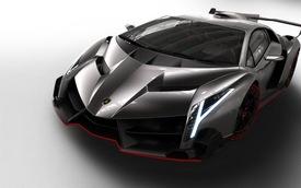 """""""Máy bay tiêm kích"""" Lamborghini Veneno chính thức """"cất cánh"""""""